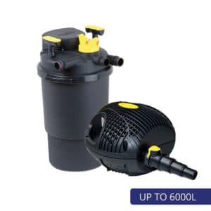 Clear-Flo 6000 up to 6000L