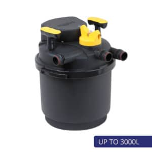 Pressure-Flo 3000 up to 3000L