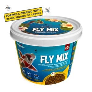 Fly Mix Tub