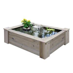 Medium Deck Pond Hero